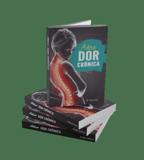 Livro Adeus Dor Crônica